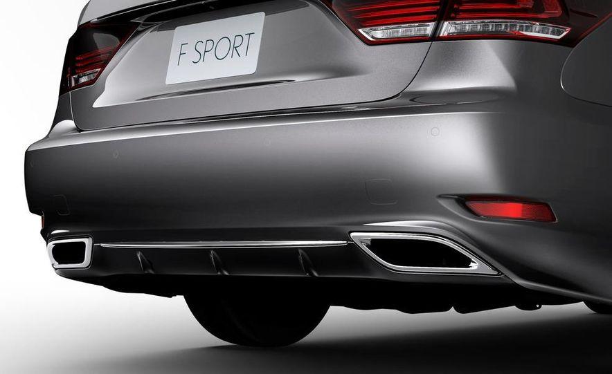 2013 Lexus LS460 - Slide 100