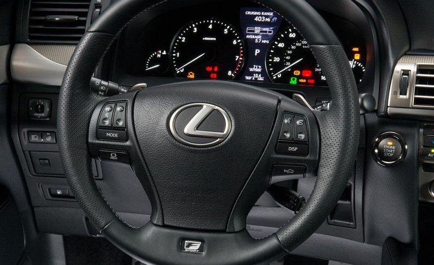 2013 Lexus LS460 - Slide 80