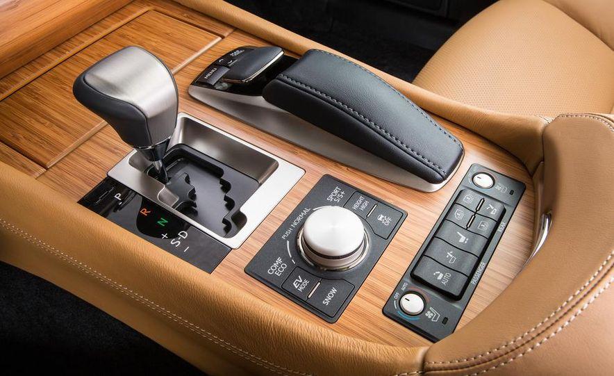 2013 Lexus LS460 - Slide 127