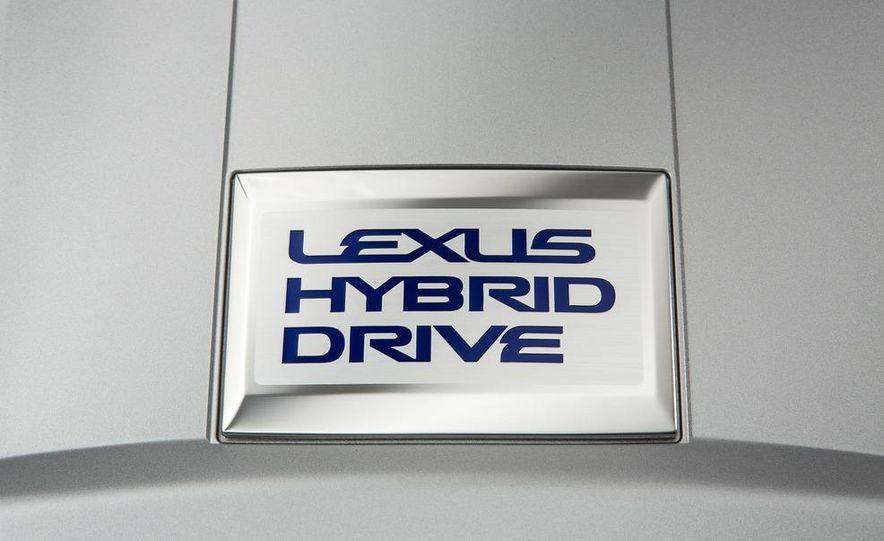 2013 Lexus LS460 - Slide 123