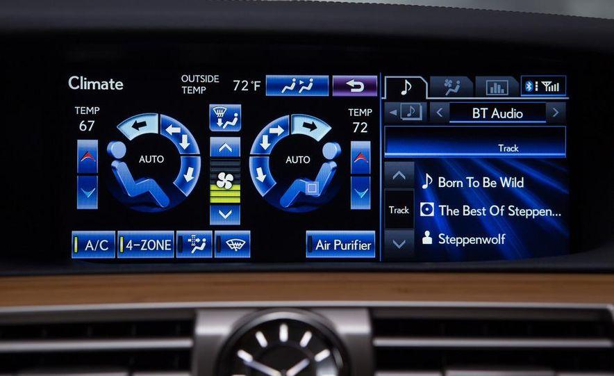 2013 Lexus LS460 - Slide 136