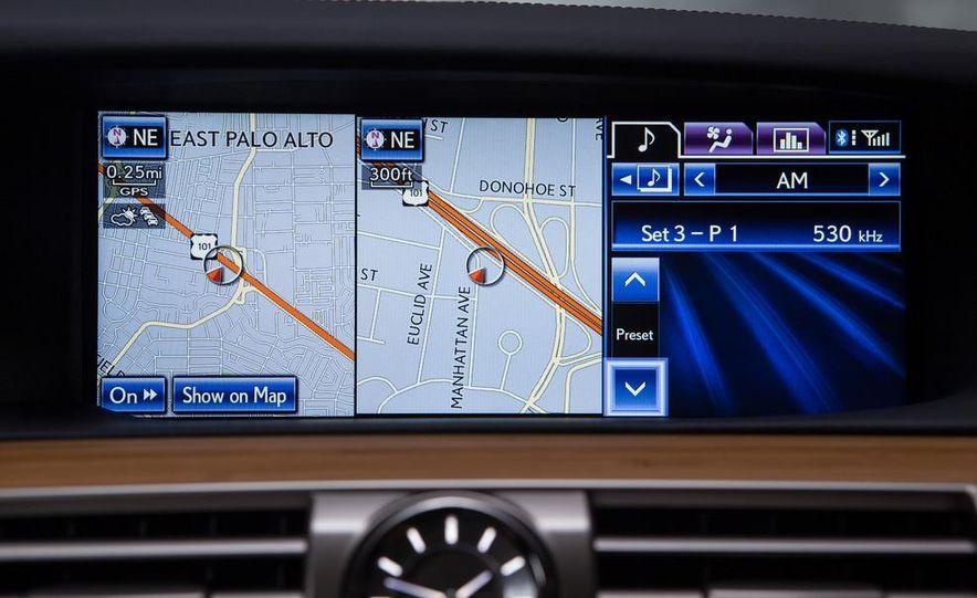 2013 Lexus LS460 - Slide 137