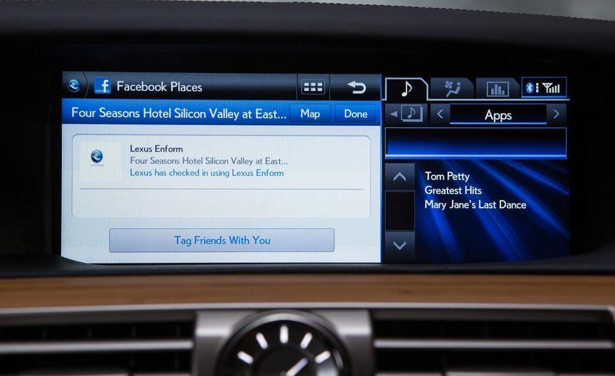 2013 Lexus LS460 - Slide 138