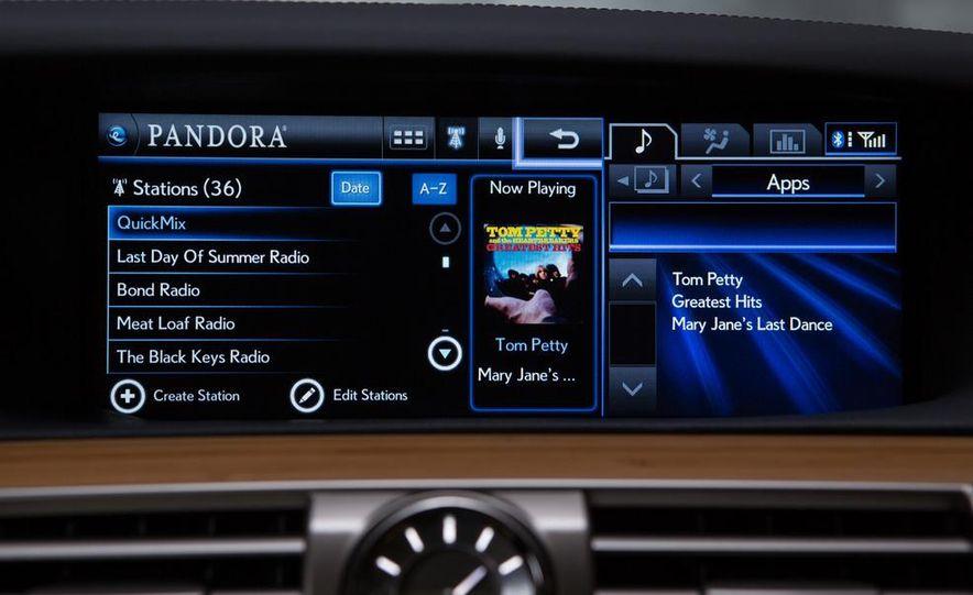 2013 Lexus LS460 - Slide 141
