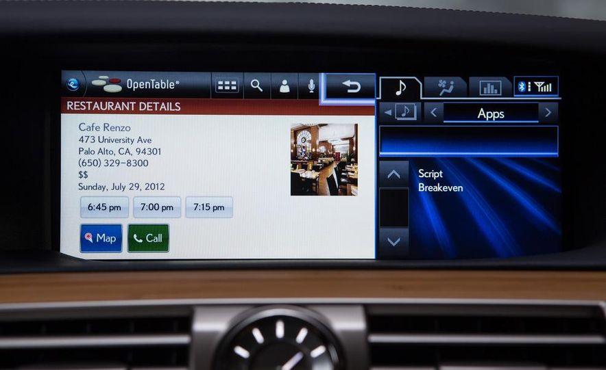 2013 Lexus LS460 - Slide 142