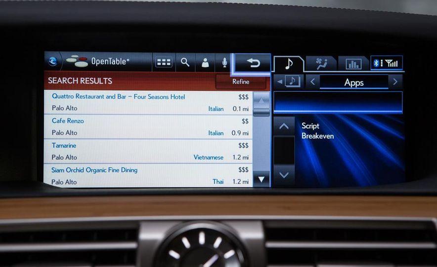 2013 Lexus LS460 - Slide 143