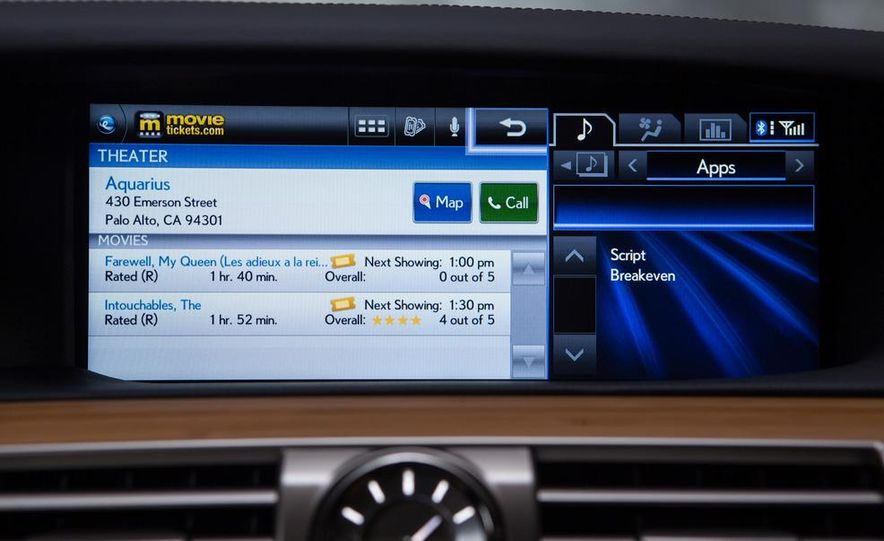 2013 Lexus LS460 - Slide 145