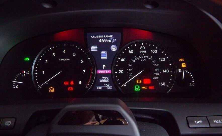 2013 Lexus LS460 - Slide 134