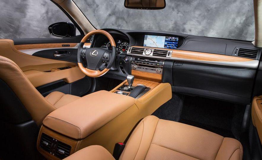 2013 Lexus LS460 - Slide 115