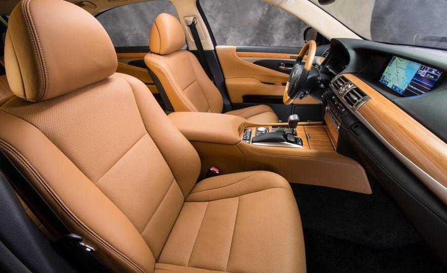2013 Lexus LS460 - Slide 117