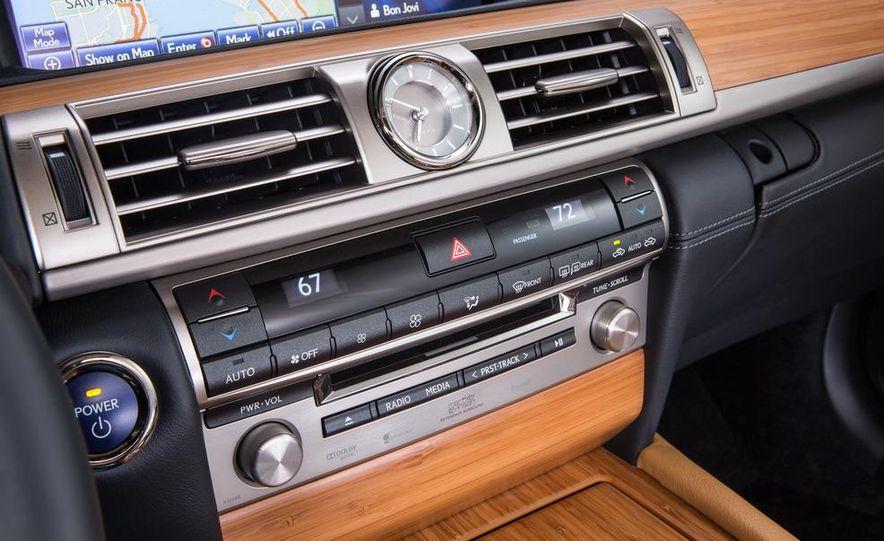 2013 Lexus LS460 - Slide 122