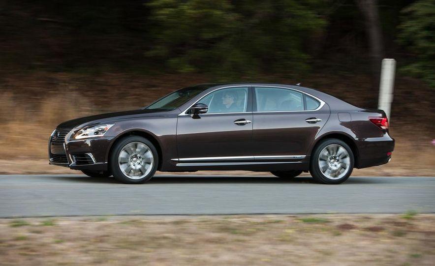 2013 Lexus LS460 - Slide 108