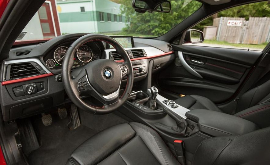 2012 BMW 328i Sport Line - Slide 50
