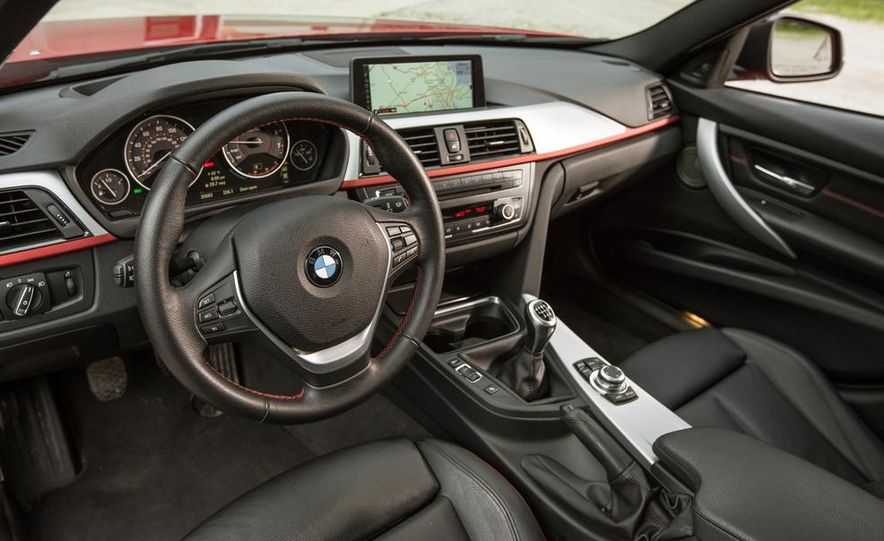 2012 BMW 328i Sport Line - Slide 51