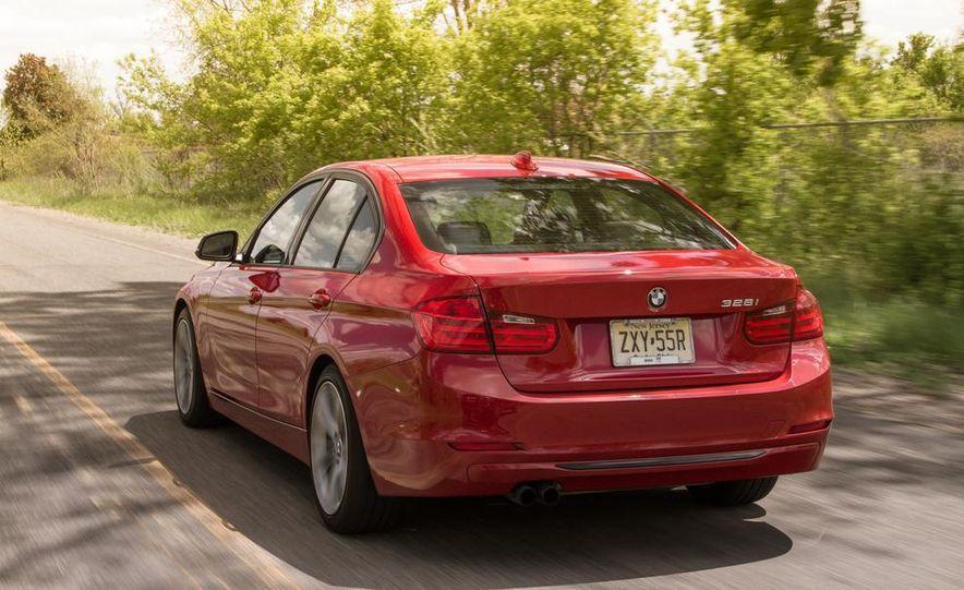 2012 BMW 328i Sport Line - Slide 41