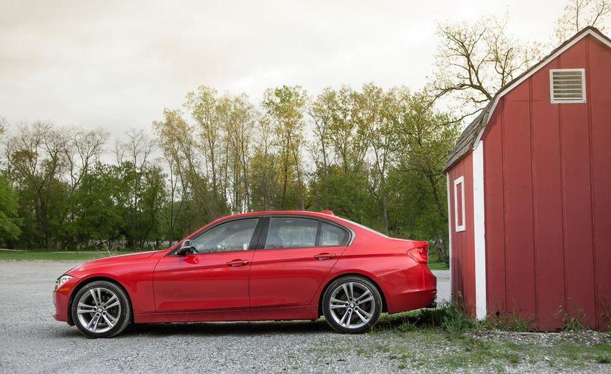 2012 BMW 328i Sport Line - Slide 44