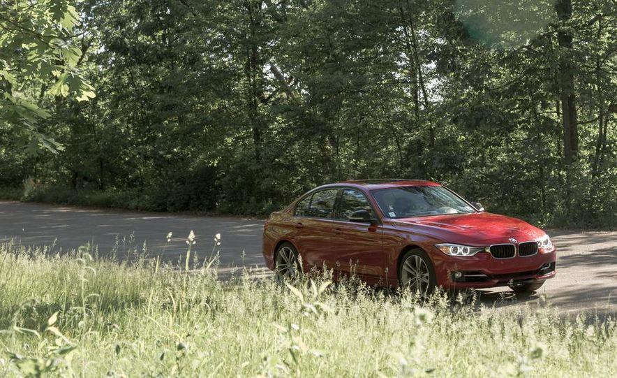 2012 BMW 328i Sport Line - Slide 8