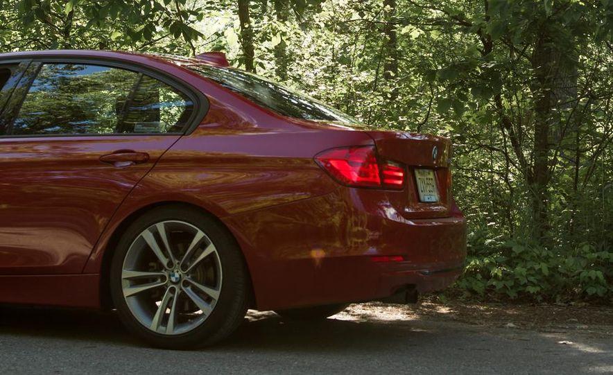 2012 BMW 328i Sport Line - Slide 19