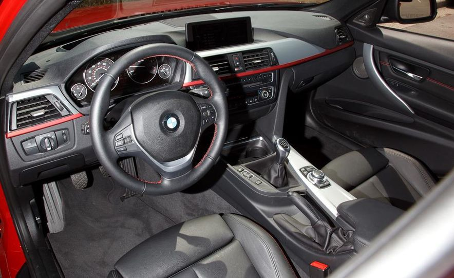 2012 BMW 328i Sport Line - Slide 73