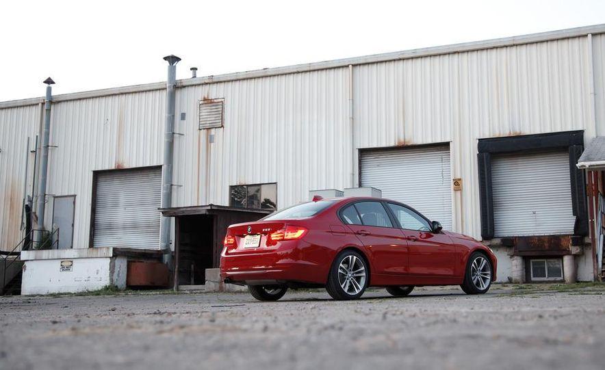 2012 BMW 328i Sport Line - Slide 63