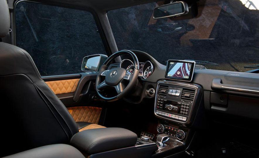2013 Mercedes-Benz E400 hybrid - Slide 8