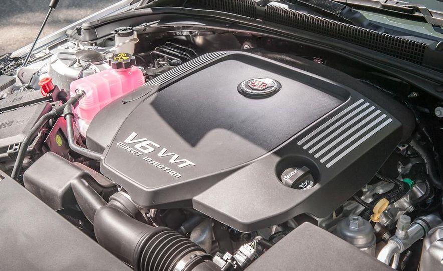 2013 Cadillac ATS 3.6 - Slide 36