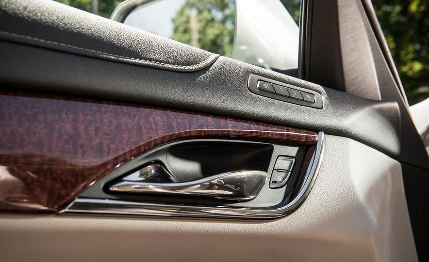 2013 Cadillac ATS 3.6 - Slide 34