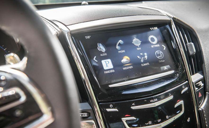 2013 Cadillac ATS 3.6 - Slide 33