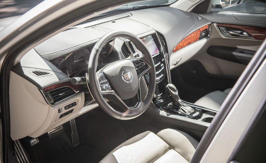 2013 Cadillac ATS 3.6 - Slide 27