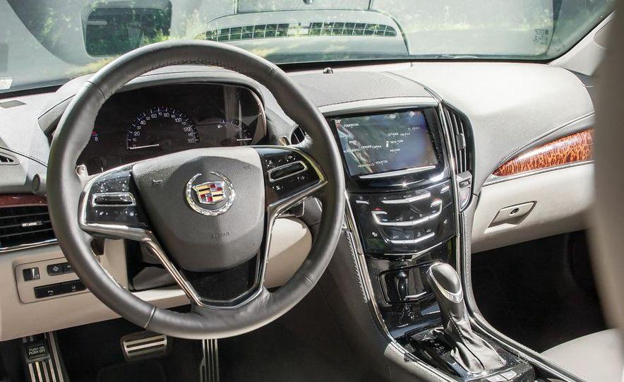2013 Cadillac ATS 3.6 - Slide 28