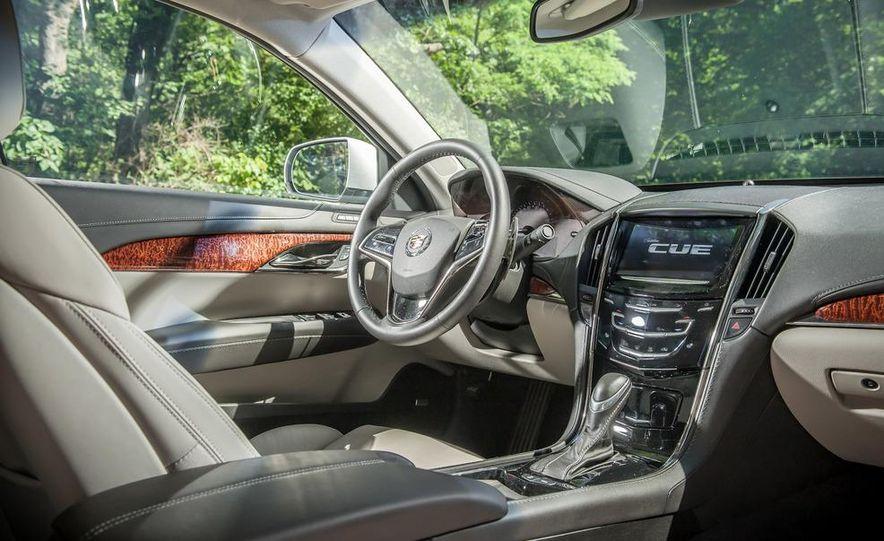 2013 Cadillac ATS 3.6 - Slide 29