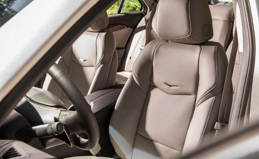 2013 Cadillac ATS 3.6 - Slide 30
