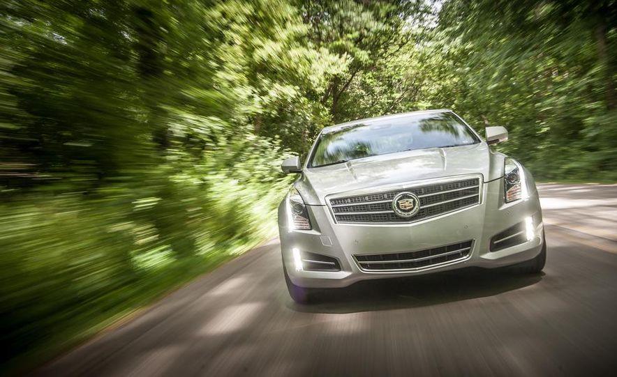 2013 Cadillac ATS 3.6 - Slide 1