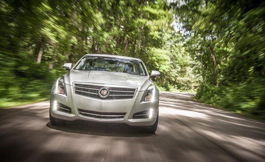2013 Cadillac ATS 3.6 - Slide 3