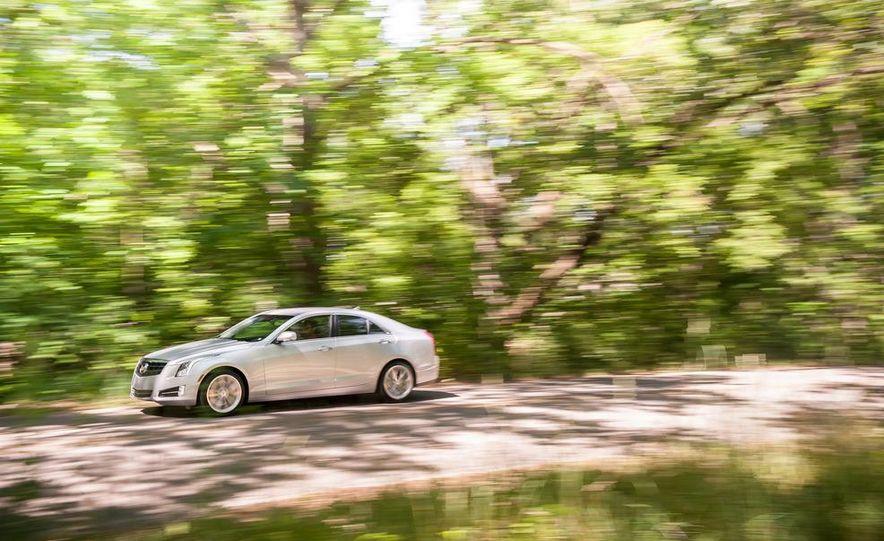 2013 Cadillac ATS 3.6 - Slide 5