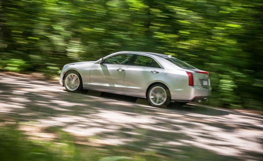 2013 Cadillac ATS 3.6 - Slide 6