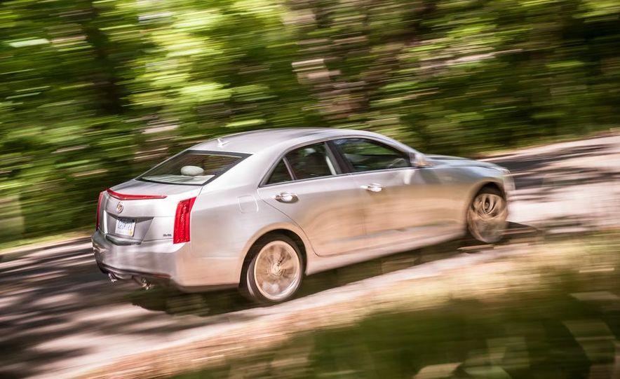 2013 Cadillac ATS 3.6 - Slide 7