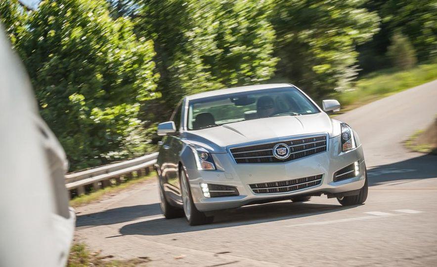 2013 Cadillac ATS 3.6 - Slide 8