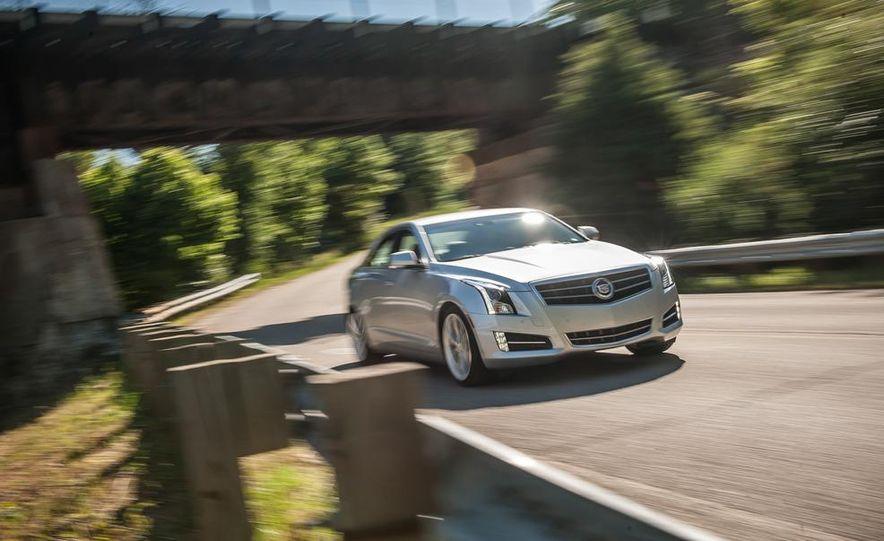 2013 Cadillac ATS 3.6 - Slide 9
