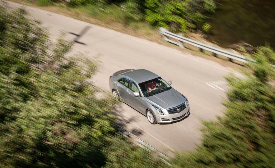 2013 Cadillac ATS 3.6 - Slide 10