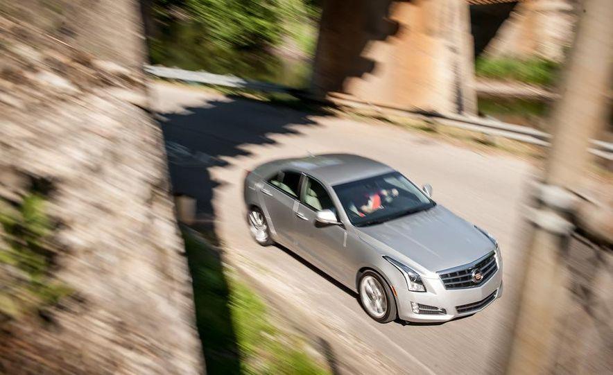 2013 Cadillac ATS 3.6 - Slide 11