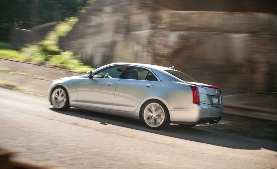 2013 Cadillac ATS 3.6 - Slide 12