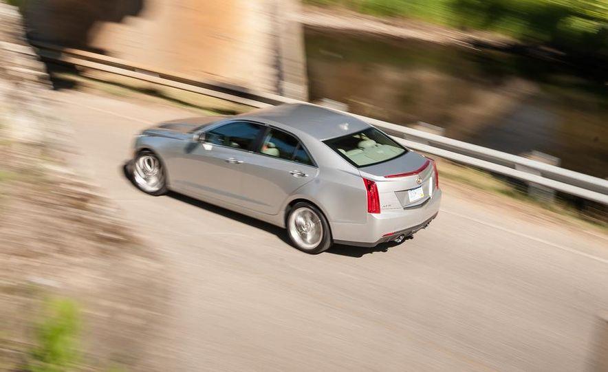2013 Cadillac ATS 3.6 - Slide 13