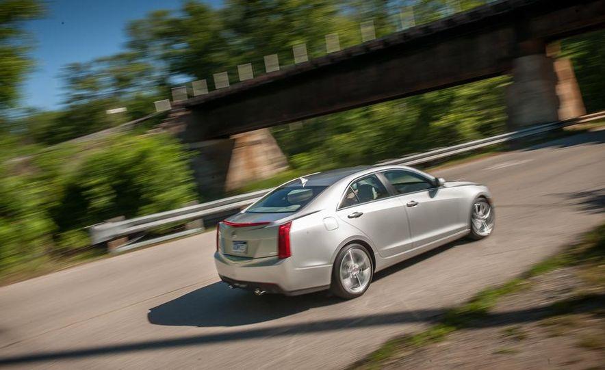 2013 Cadillac ATS 3.6 - Slide 14