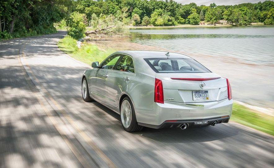 2013 Cadillac ATS 3.6 - Slide 15