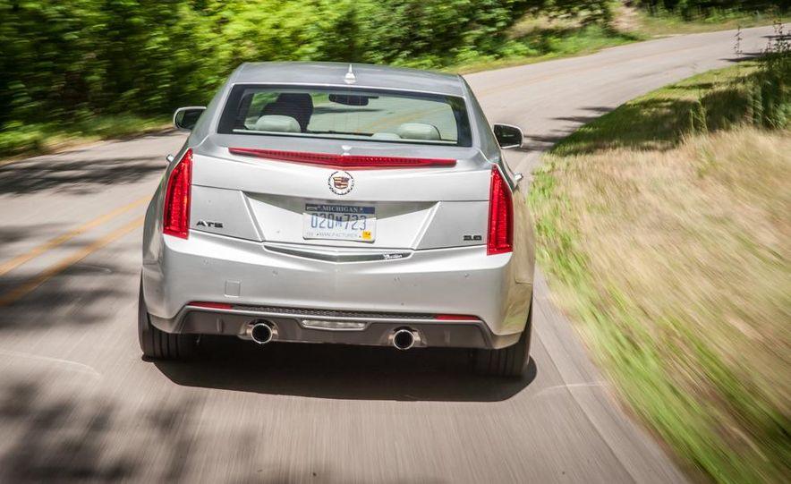 2013 Cadillac ATS 3.6 - Slide 16