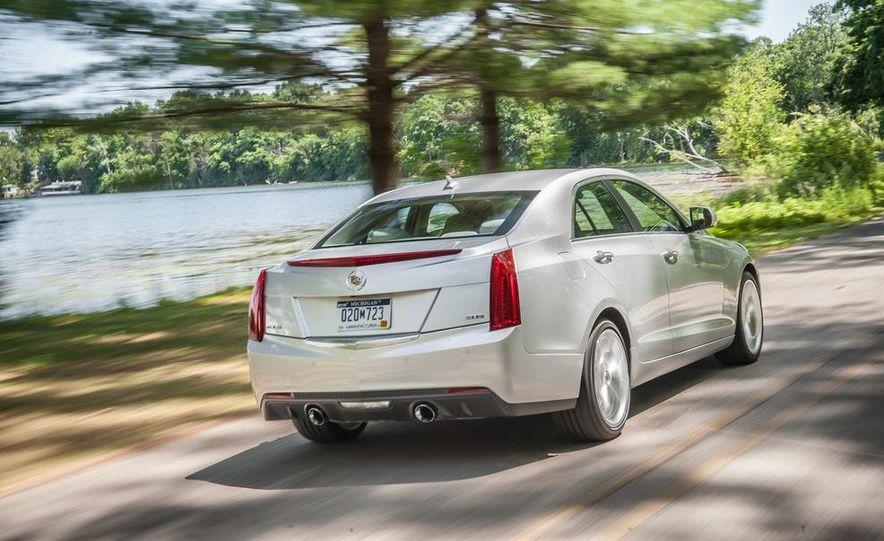 2013 Cadillac ATS 3.6 - Slide 17