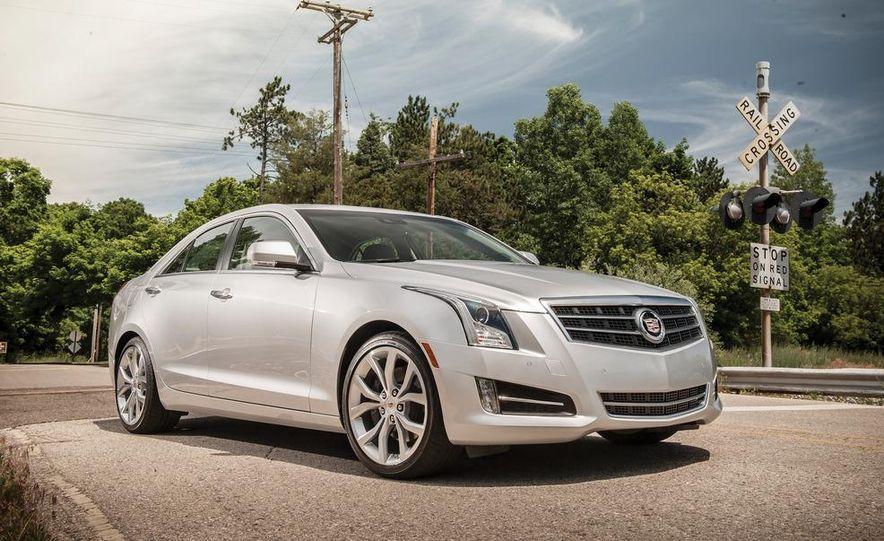 2013 Cadillac ATS 3.6 - Slide 18