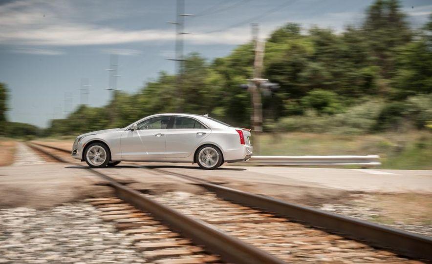 2013 Cadillac ATS 3.6 - Slide 19