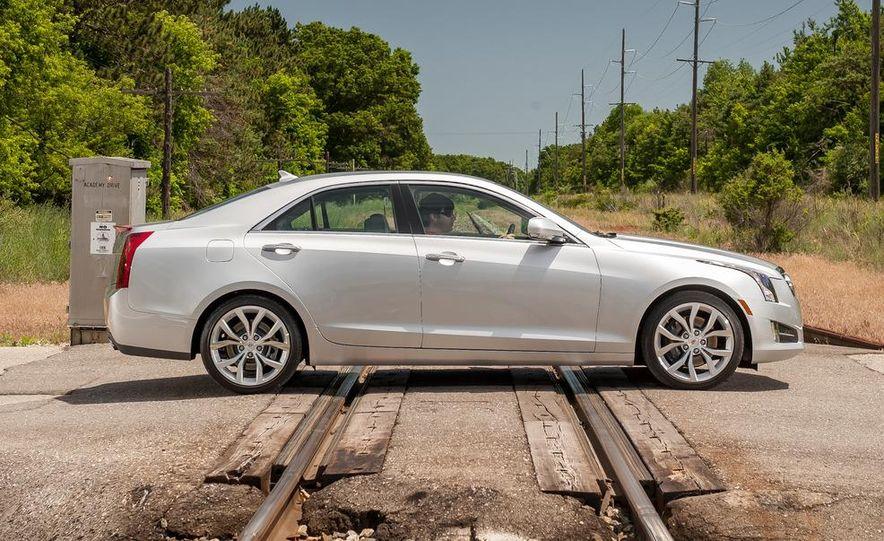 2013 Cadillac ATS 3.6 - Slide 20